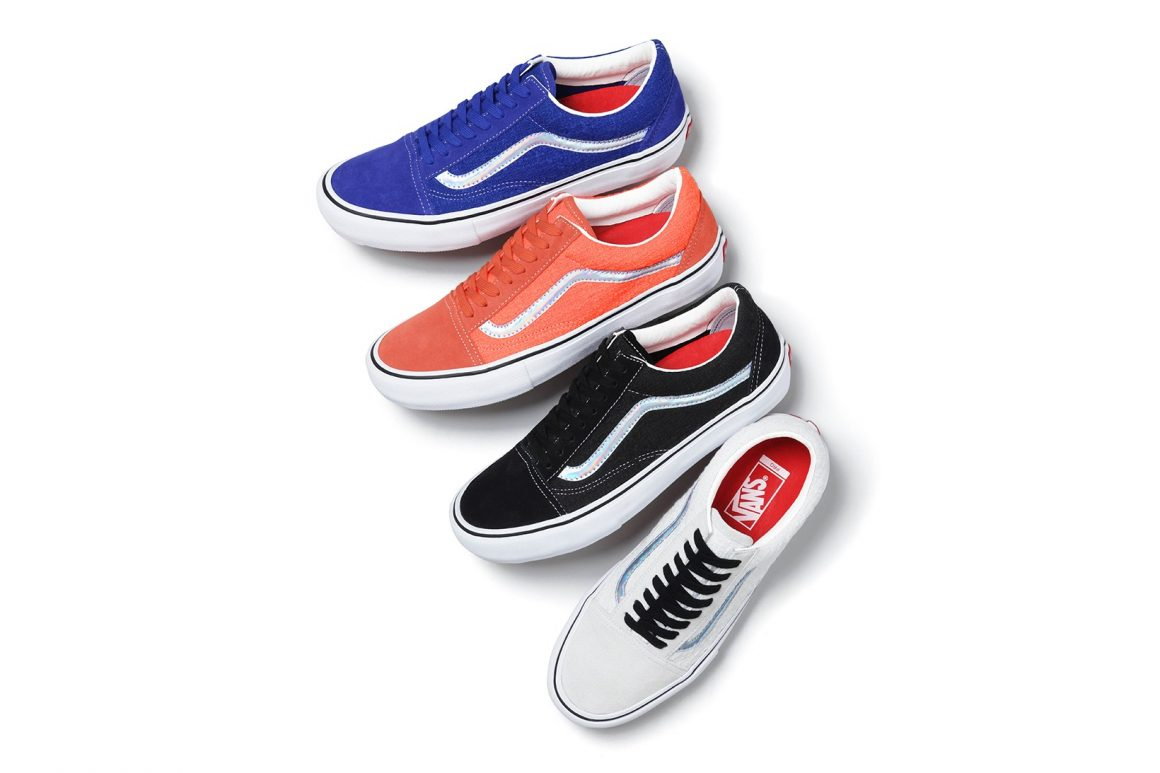 Supreme x Vans Spring/Summer 2016 Collection