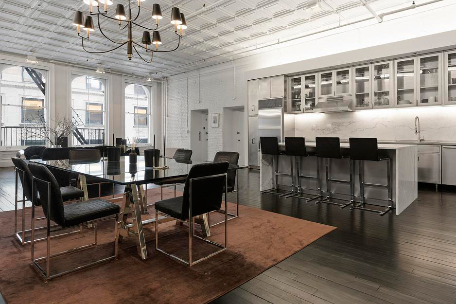 Alexander Wang's $3.75 Million Tribeca Loft