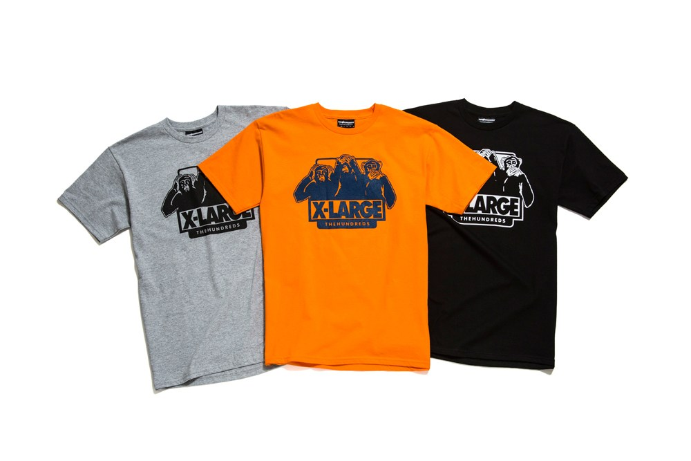 XLARGE Celebrates 25th Anniversary with The Hundreds