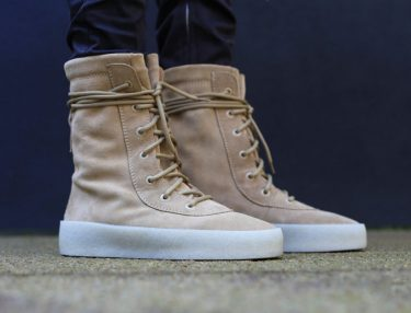 Kanye West's Yeezy Season 2 Boot