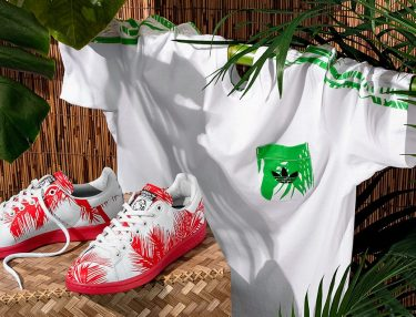 Billionaire Boys Club x Adidas Originals Palm Tree Pack