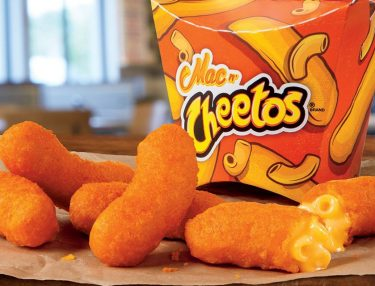 Burger King Mac n' Cheetos