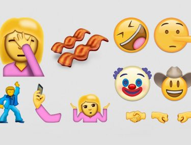 New emojis - June 2016