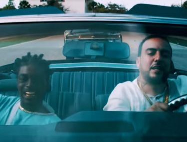 French Montana ft. Kodak Black - Lockjaw (Video)