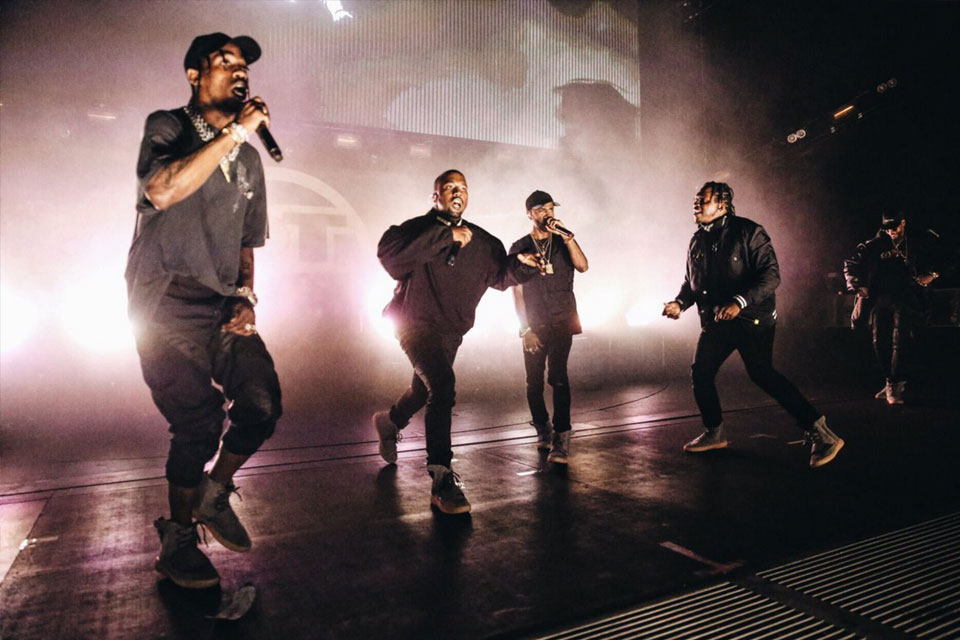 G.O.O.D. Music at 2016 Summer Jam
