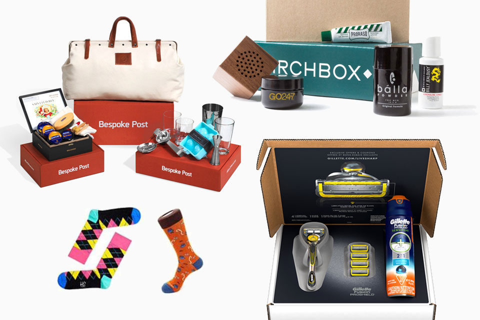 5 Best Subscription Services For Men