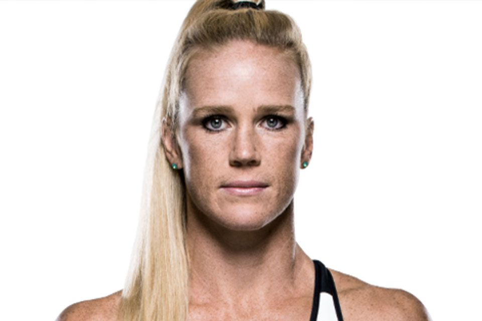 Holly Holm Wants Cris Cyborg If Ronda Rousey Doesn't ...