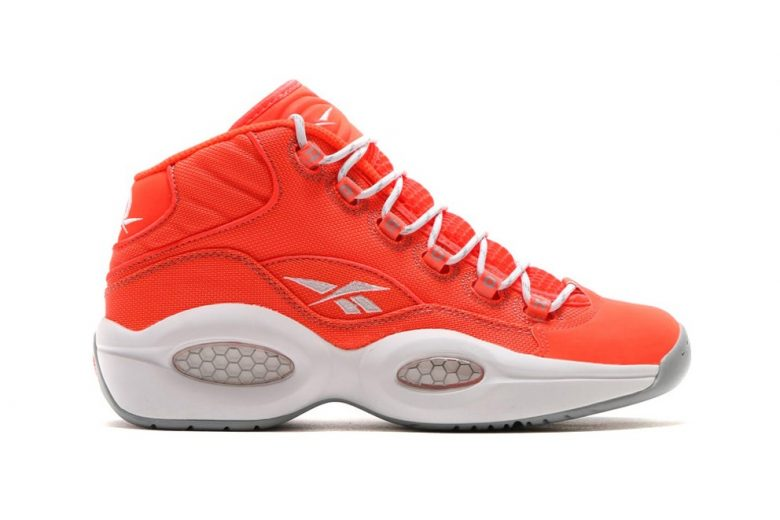 Reebok Question Mid Atomic Red