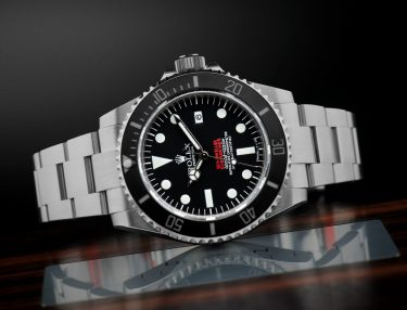 BLAKEN x Rolex Double Red Sea-Dweller