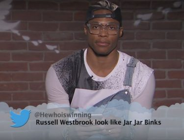 Mean Tweets - NBA Edition #4