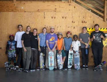 Ryan Lay Celebrates Go Skateboarding Day