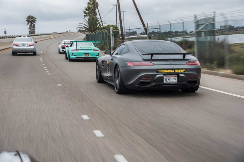2nd Annual Targa Trophy Supercar Festival Recap