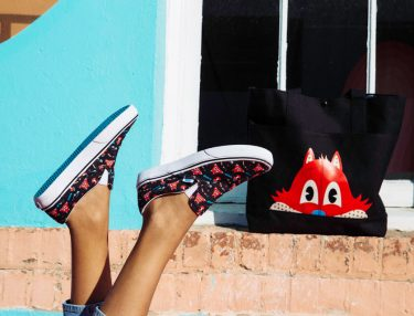 DABSMYLA x Vans Summer 2016 Women's Collection