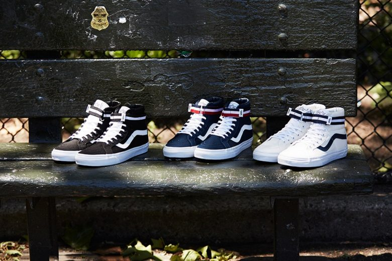 DQM x Vans Summer 2016 Sk8-Hi Reissue LX Collection