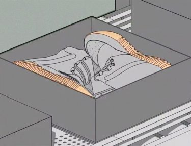 How the Adidas Yeezy Boost 750 Grey/Gum is Made