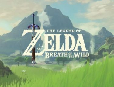 The Legend of Zelda: Breath of the Wild (E3 Trailer)
