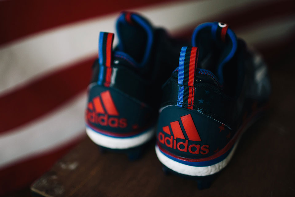 Adidas Energy Boost Icon 2 July 4th Baseball Cleats