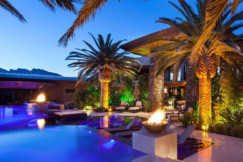 David Copperfield Las Vegas Mansion