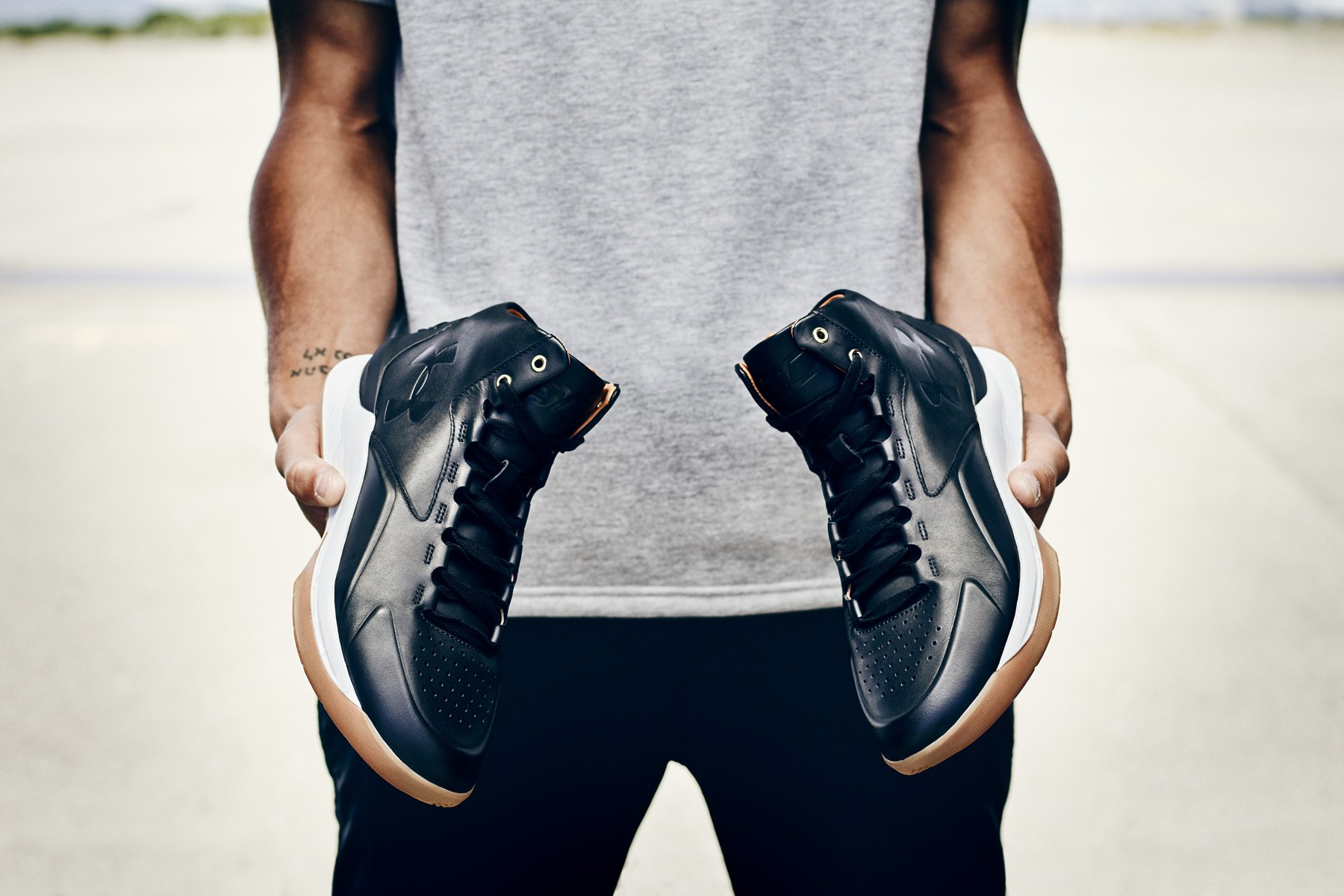 Under Armour Curry Lux