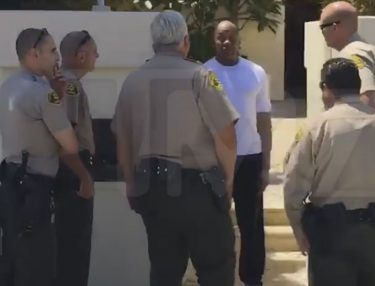 Dr. Dre Handcuffed Outside Malibu Home, Following Road Rage Incident