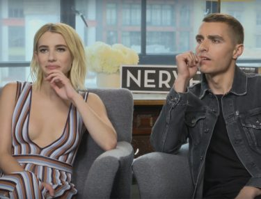 Emma Roberts & Dave Franco Prank the Press