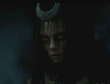 Cara Delevingne Transform Into Enchantress
