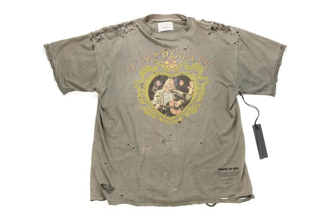 Chapel of God Vintage Band/Tour Tee Collection