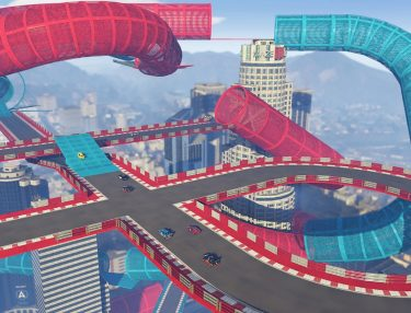 GTA Online Cunning Stunts Update