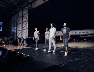 Nike Celebrates USA Basketball at the Air Hangar in LA