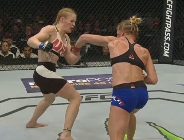 Holly Holm vs. Valentina Shevchenko