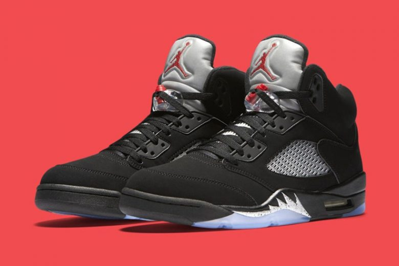 Air Jordan 5 Metallic