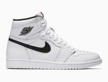 Air Jordan 1 Retro High White/Black