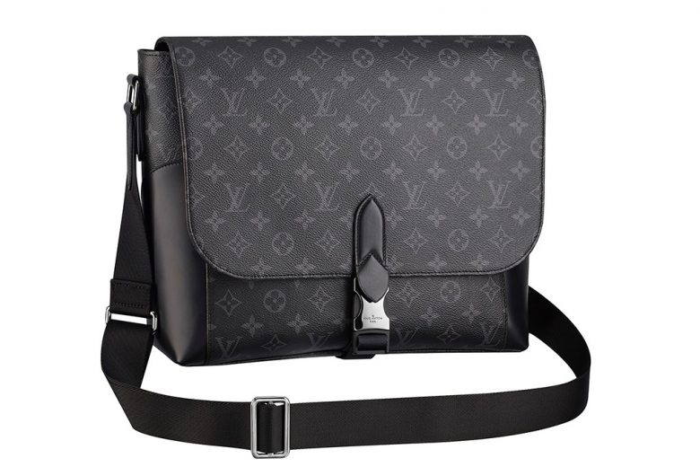 Louis Vuitton Monogram Eclipse Collection