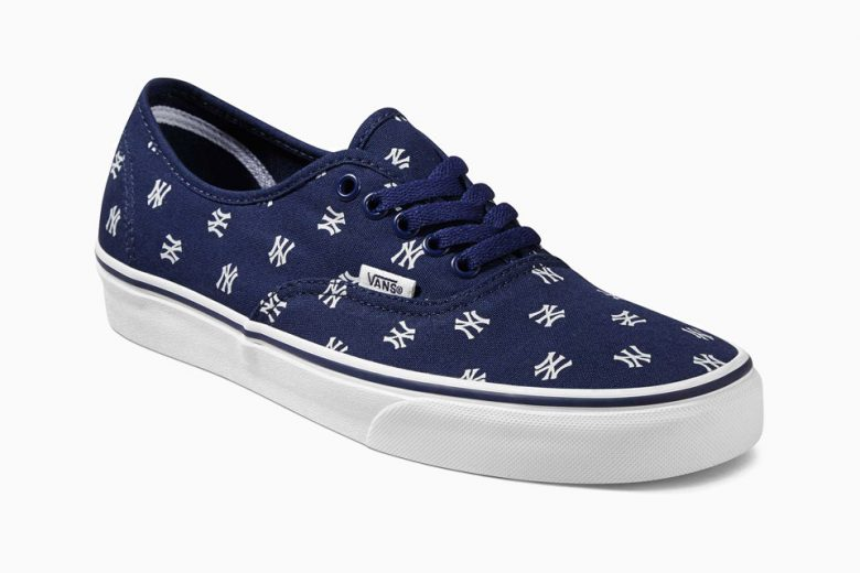 Vans x MLB collection