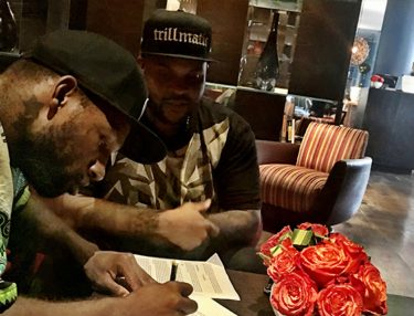 Isa Muhammad signs to MMG