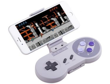 Nintendo Controllers Coming for Smartphones?