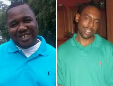 Alton Sterling and Philando Castile