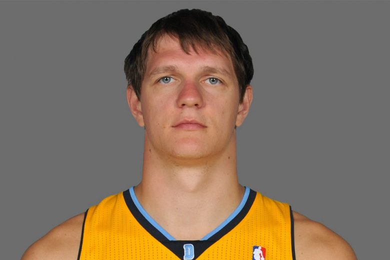 how tall is timoffey mozgov