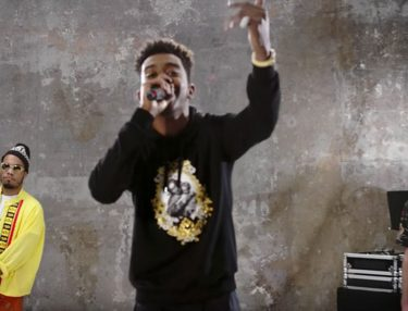 2016 XXL Freshman Cypher: Desiigner, Anderson .Paak & Lil Dicky