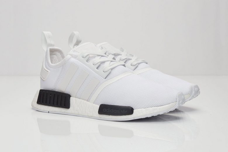 Adidas NMD_R1 White/Core Black