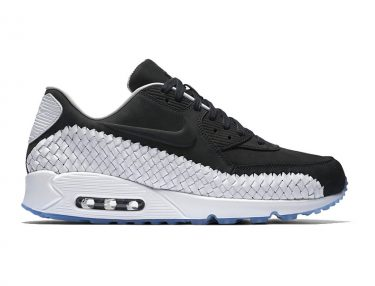 Nike Air Max 90 Woven Black/White