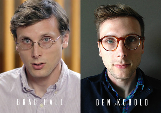 Brad Hall is Ben Kobold