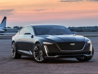 Cadillac Escala Concept Sedan