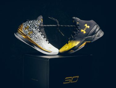 Stephen Curry x Under Armour Back 2 Back MVP
