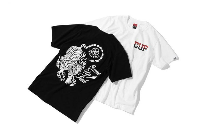 HUF x Challenger CUF Collection