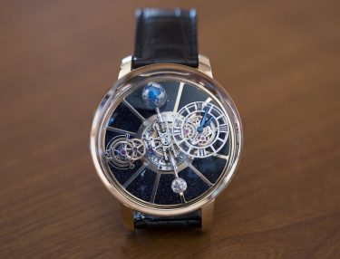 Jacob Astronomia Tourbillon Watch