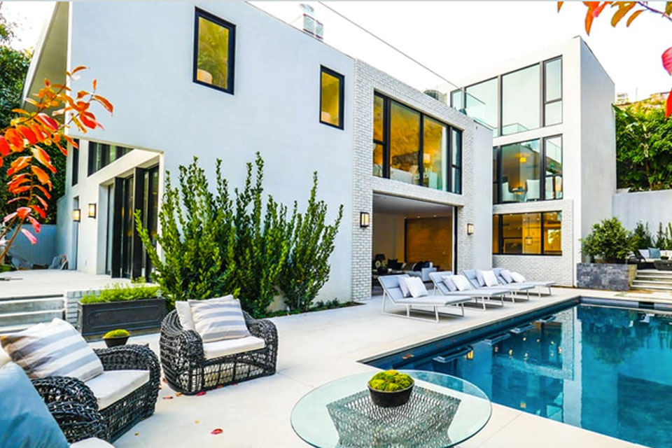 Kendall Jenner Hollywood Hills Home