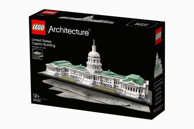 Lego Sets Us Capitol Building
