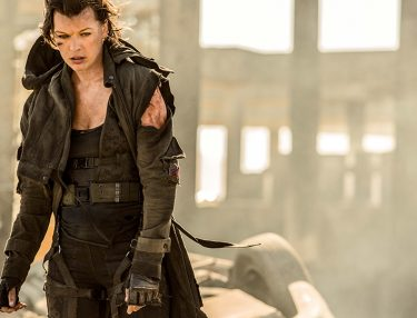 Resident Evil: The Final Chapter (Teaser Trailer)