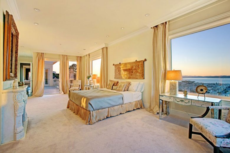Inside $28M 111-Year-Old Mansion in San Francisco